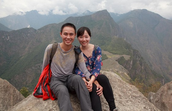 Fu Zhen & Mao Mingji: Gap Year Travel on Air