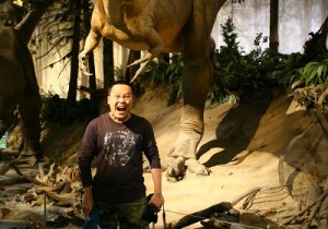 Xing Lida:From Mammoth to Dinosaur