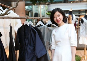 Tasha: Bring Chinese independent fashion design to London
